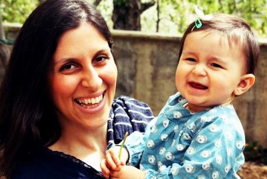 دلنوشته نازنین زاغری برای فرزند خردسالش از زندان اوین