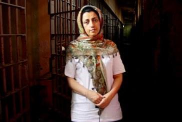 نامه نرگس محمدی دربارهی لحظه ورود زنان از سلولهای انفرادی به بند زنان پس از بازجویی