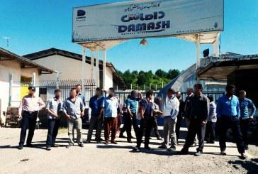 بلاتکلیفی کارگران آب معدنی داماش ادامه دارد