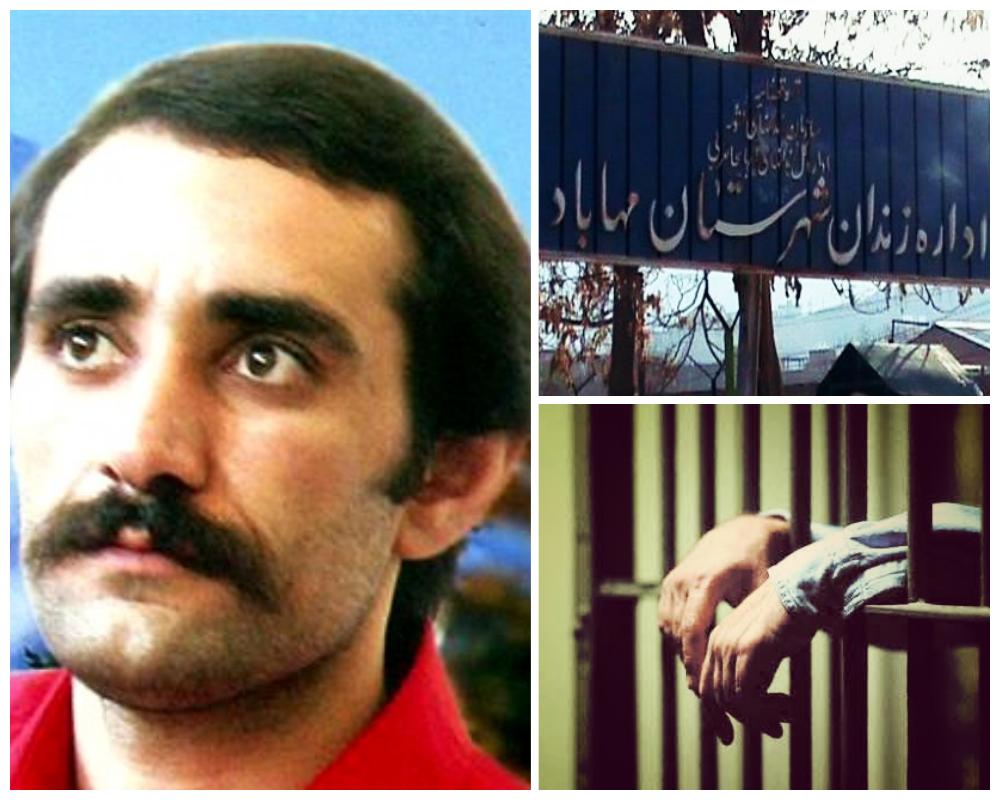 یونس آقایان؛ محکوم به حبس ابد و محروم از مرخصی