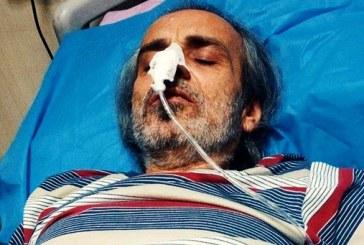 همسر محمد صدیق کبودوند: پزشکان گفته اند اگر اعتصاب غذا طول بکشد او فوت می کند