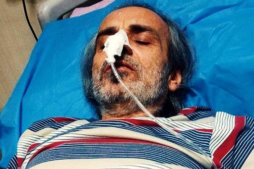 وضعیت وخیم محمدصدیق کبودوند/ پس از ۲۱ روز انتقال بیهوش به بیمارستان