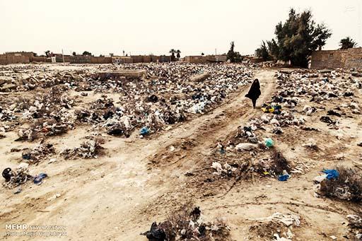 سازمان جهانی بهداشت: زابل آلودهترین شهر جهان