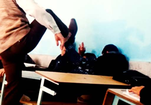 تنبیه خشن یک دانشآموز در شهرستان شوش