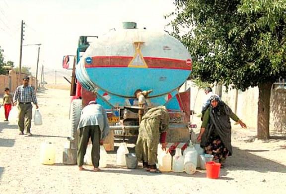 آبرسانی به ۳۳۰ روستای یزد با تانکر