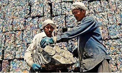 اخراج بیش از دو هزار کارگر افغان در قزوین