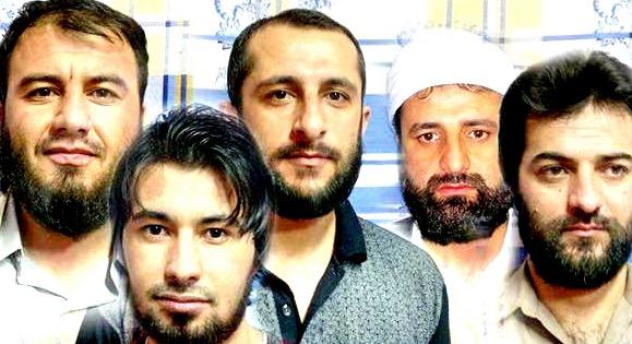 گزارشی از وضعیت پرونده هفت زندانی سنی مذهب محکوم به اعدام