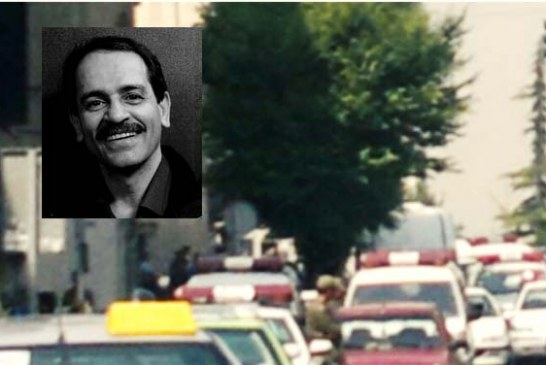ممانعت نیروهای امنیتی از تجمع هواداران محمدعلی طاهری مقابل دانشگاه تهران