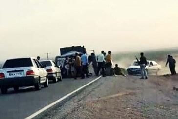 پنج مهاجر افغان در ایران بر اثر شلیک پلیس کشته شدند