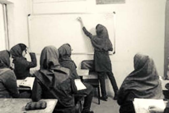 چهارصدو پنجاه دانش آموز دختر در محل غیر ایمن زندان سابق درس میخوانند