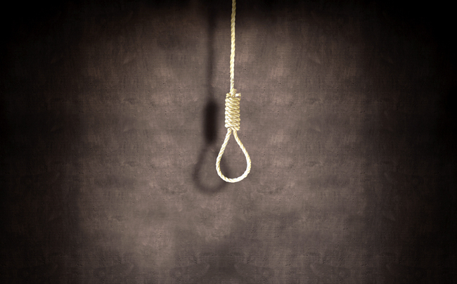 قرنطینه یک زندانی در زندان زابل جهت اجرای حکم اعدام