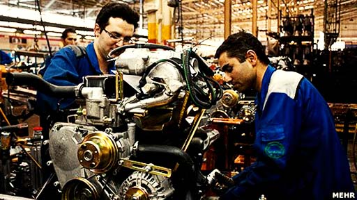 زاگرس خودرو با ۸۰ کارگر در آستانه تعطیلی قرار گرفت