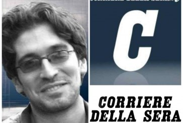 روزنامه ایتالیایی «کوریر دلا سرا» از محکومیت سنگین آرش صادقی ابراز نگرانی کرد