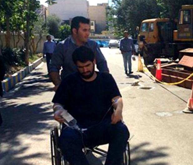 احسان مازندرانی، روزنامهنگار زندانی، اعلام اعتصاب غذای خشک کرد