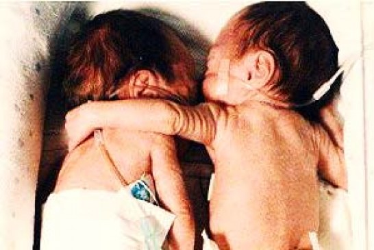 نوزادانی که با اعتیاد به دنیا میآیند