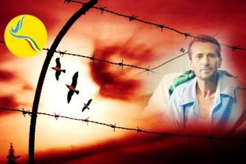 آزادی و پایان اعتصاب غذای جعفر عظیم زاده/ تصویر