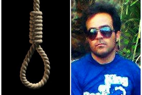 اعدام یک زندانی در ملاء عام در کوار