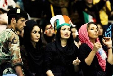 برای سومین سال ورود زنان به استادیوم والیبال ممنوع شد