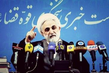 محسنی اژهای: اجرای شلاق در قزوین مطابق آیین دادرسی بود