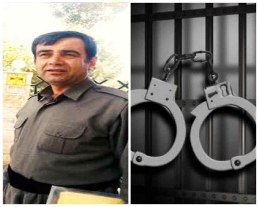 بازداشت مظفر صالحی نیا، فعال کارگری