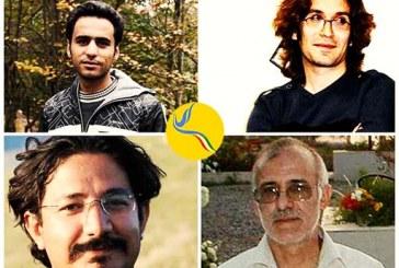اعتصاب غذای زندانیان سیاسی در حمایت از جعفر عظیم زاده
