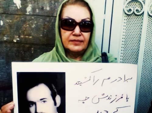 عمه نوزاد ناپدید شده در اوین تهدید به بازداشت شد