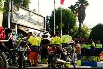 آزادی مشروط و موقت کارگران معترض اهوازی