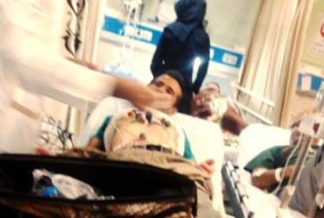 شصتمین روز از اعتصاب غذای جعفر عظیم زاده/ بیهوشی یک ساعته در بیمارستان