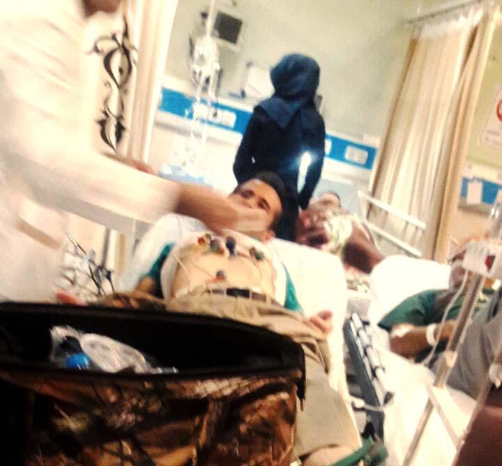 جعفر عظیمزاده؛ بیش از پنجاه روز اعتصاب غذای یک فعال کارگری در زندان اوین
