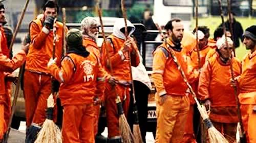 کارگران فضای سبز شهرداری شوشتر سه ماه مزد نگرفته اند
