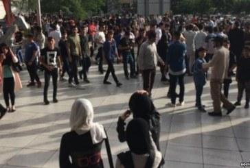 قرار تلگرامی در تهران یک پاساژ را به تعطیلی کشاند
