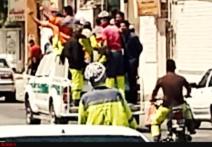 کارگران شهرداری اهواز همچنان در بازداشت