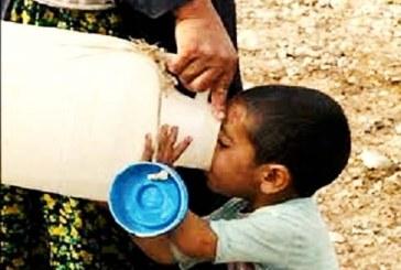 مردم جنوب استان کرمان از آب آشامیدنی سالم محروم هستند