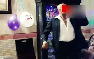 بازداشت یک شهروند آبادانی به اتهام هم رقصی با زنان