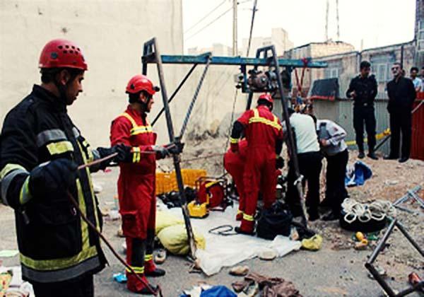 مرگ دردناک کارگر ۲۰ ساله در تهران