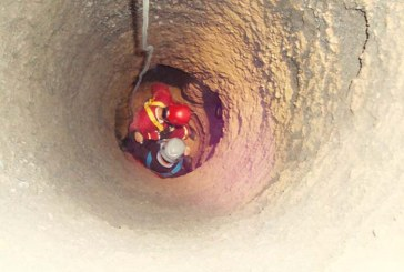 مرگ دو کارگر و یک آتشنشان در پی سقوط به چاه در اصفهان