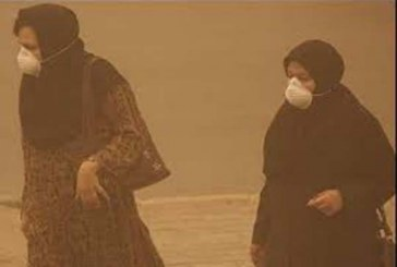 ریزگردها در سیستان و بلوچستان ۲۵۰ نفر را روانه مراکز درمانی کرد