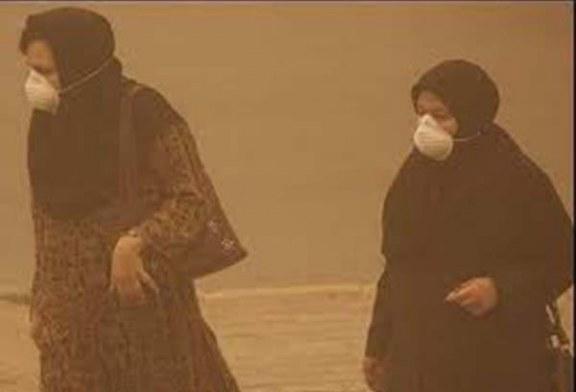 آلودگی هوای مهران و دهلران بیشتر از حدمجاز است