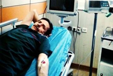 محمود بهشتی لنگرودی همچنان در حال مداوای عوارض ناشی از اعتصاب غذا