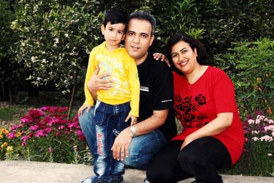 آزیتا رفیعزاده از حق مرخصی محروم است