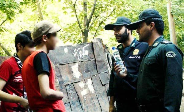 بازداشت ۳۷ نفر به دلیل روزه خواری در همدان در ۴۸ ساعت