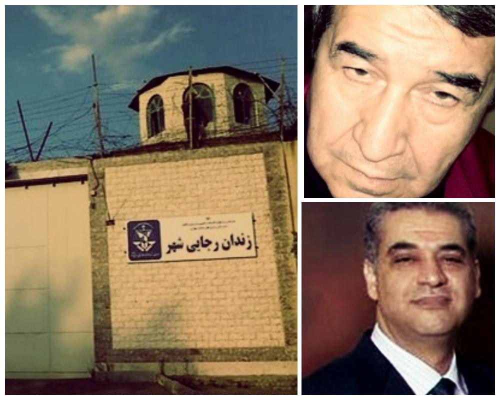بازگشت عفیف نعیمی و کریم معروف عزیز از بیمارستان به  رجاییشهر