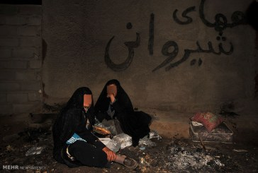 ۲۰۰۰ زن بی خانمان در تهران؛ کودکان معتاد را بستری نمیکنند
