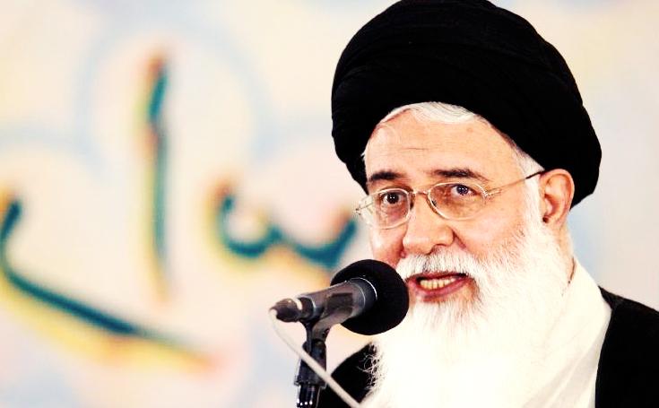 امام جمعه مشهد می گوید پلیس باید با زنان بی حجاب و بدحجاب به عنوان پیاده نظام دشمن برخورد کند