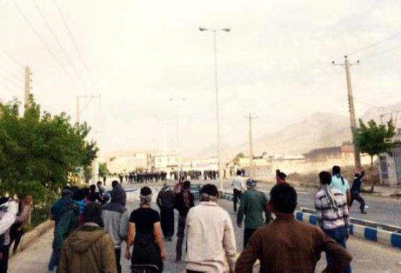 اعتراض به انتقال آب در چهار محال و بختیاری به خشونت کشیده شد
