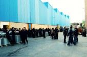 زنجان؛ تحصن ۵۰۰ نفر از کارگران ایران ترانسفو