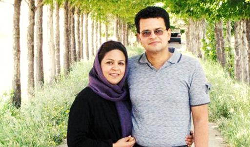 گزارشی از وضعیت ایمان رشیدی و شبنم متحد، زوج بهایی دربند