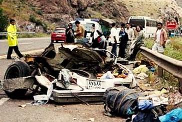 فوت روزانه ۵۳ نفردر حوادث جادهای