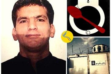 اعتصاب غذای رسول حردانی در زندان رجایی شهر