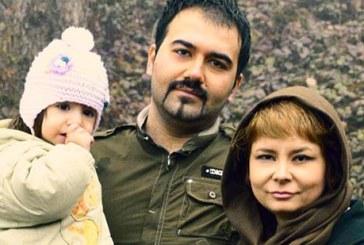 نسترن نعیمی پس از تودیع وثیقه از اوین آزاد شد